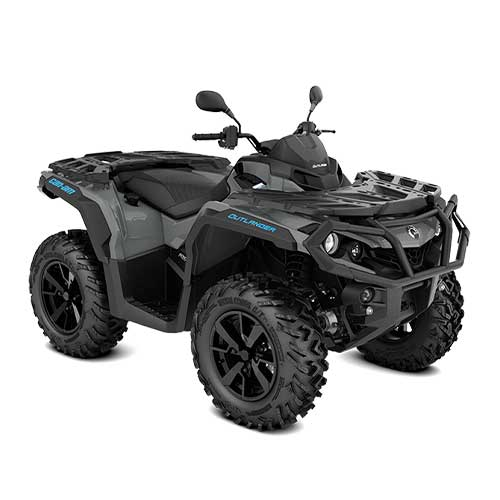 Can-Am Outlander DPS 1000 T '21